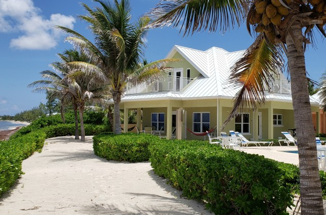 Ocean Paradise Home # 4 Green